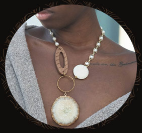 Unusual jewelry and accessories